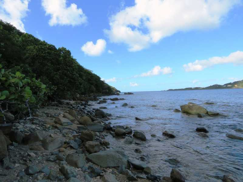 Magens Bay Waterfront Land for Sale