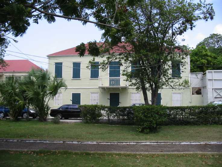 Historic building for sale St. Thomas Virgin Islands