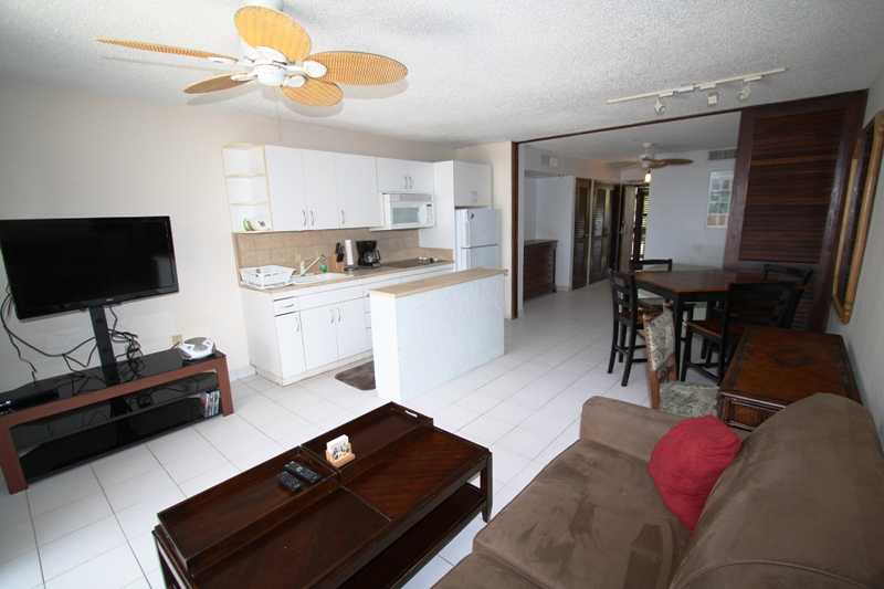 Sapphire Beach Resort Vacation Rental Condo