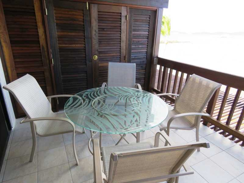 Villa Unit for Sale at Sapphire Beach Resort