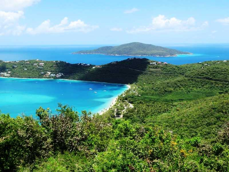 Another view from Drakes Seat, St. Thomas, Virgin Islands